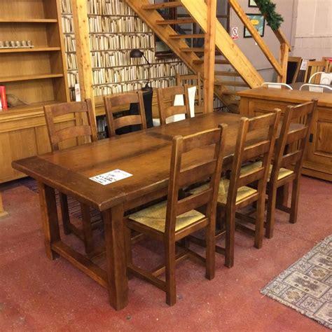 Get Furnished Solid Oak Dining Tables Home Furniture