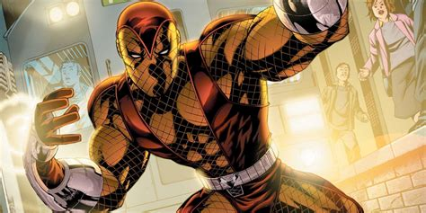 Get a Better Glimpse of the Spider Man Homecoming Shocker