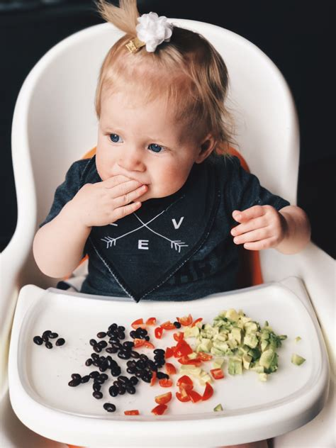 Getting Started Baby Led Weaning