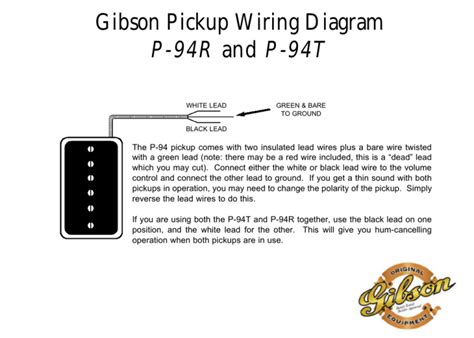 gibson 3 humbucker wiring diagram images wiring diagram gibson gibson pickup wiring diagram p 94rand p 94t