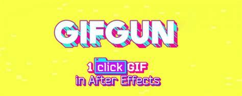 GifGun aescripts aeplugins aescripts
