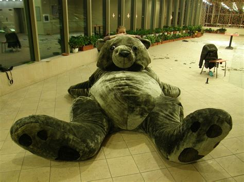 Gigantic Teddy Bear 5 Steps with Pictures Instructables