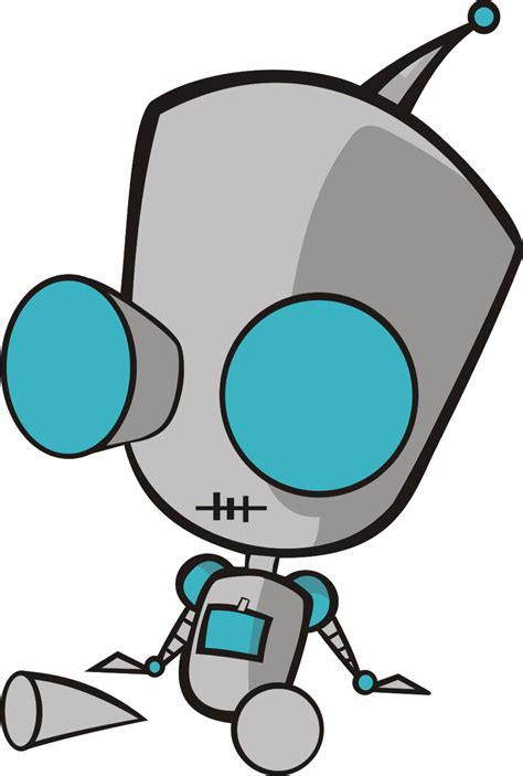 Gir Invader Zim Robot Drawing Supmany22 Pictures Images