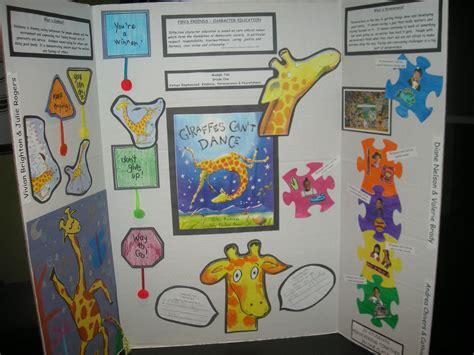 Giraffes Can t Dance Teaching Ideas