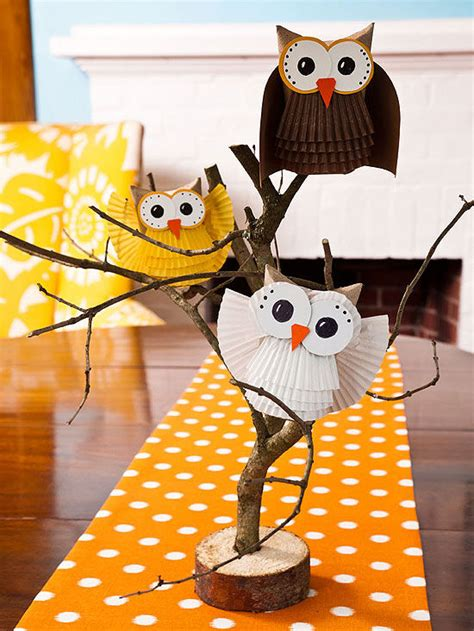 Give A Hoot Paper Owl Craft Parents