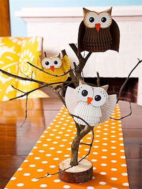 Give A Hoot Paper Owl Craft Parents