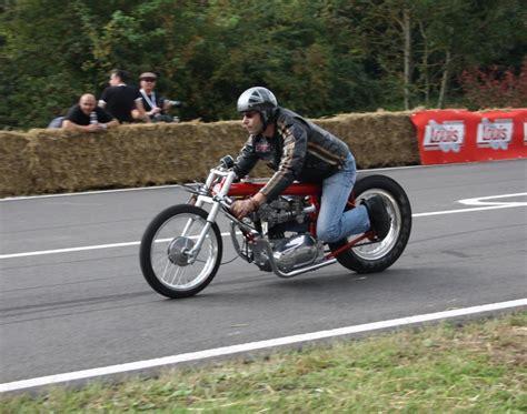 Glemseck 101 cafe racer sprint 2015 motorcycle tour