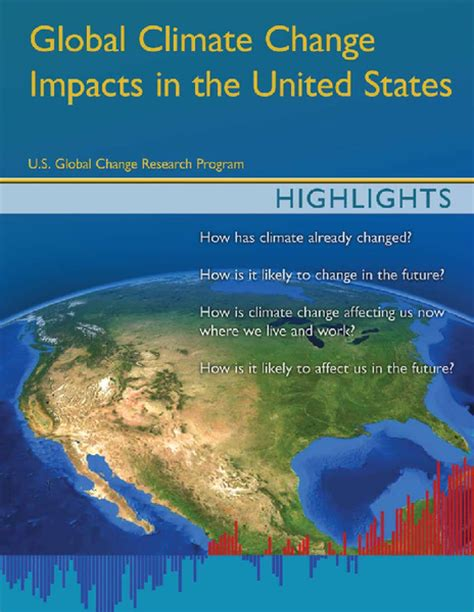 Global Climate Change Impacts in the United States 2009
