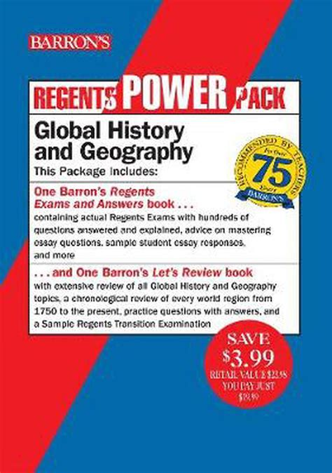 Global History and Geography Regents Examinations