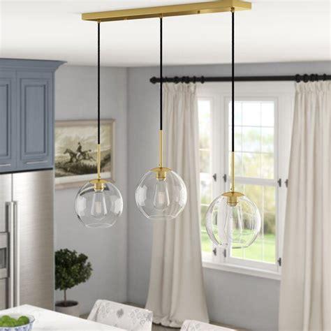 Globe Pendant Lights You ll Love Wayfair