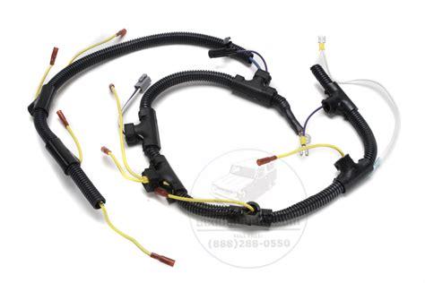 Glow Plug Wiring Harness For 7 3l Idi International Trucks