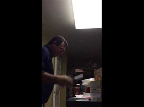 Glow stick blows up in kid s face YouTube