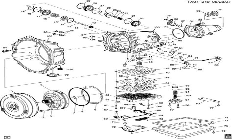 Gm 400 Transmission Diagram