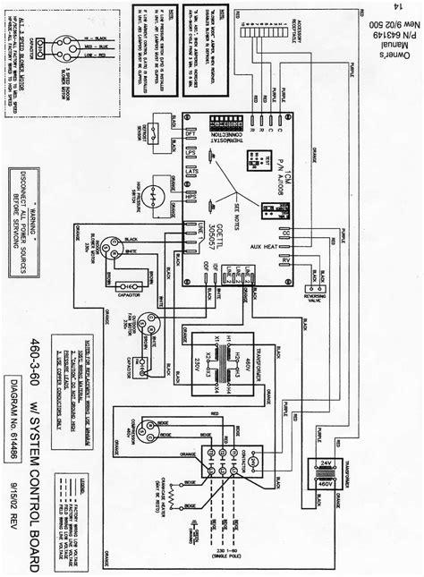Goettl Wiring Diagrams