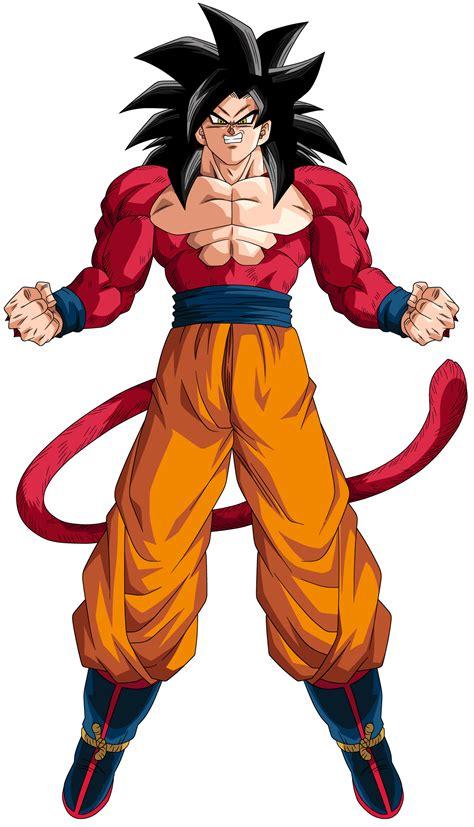Goku Super Saiyan 4 eBay