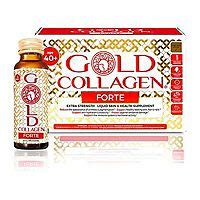 Gold Collagen Forte 10 X 50ml Boots