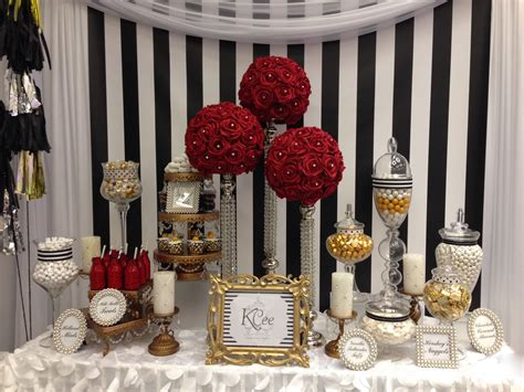 Gold Silver Sweets Treats Party City