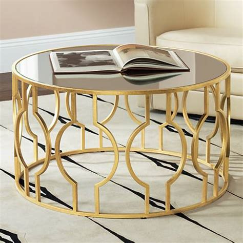 Gold leaf coffee table Compare Prices at Nextag