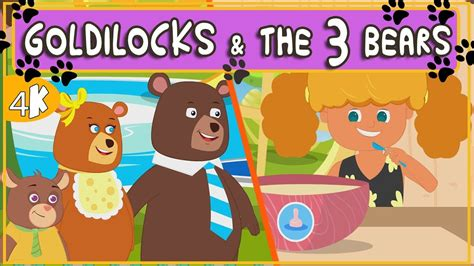Goldilocks And The Three Bears 39 YouTube