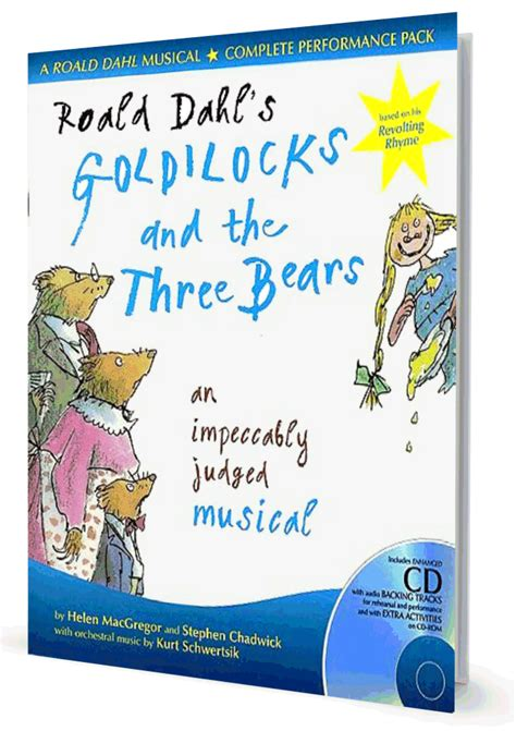Goldilocks and the Three Bears Roald Dahl