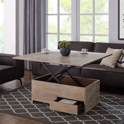 Good Questions Convertible Coffee Dining Tables