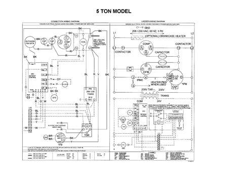 goodman packaged heat pump wiring diagram images goodman package unit wiring schematics allsuperabrasive