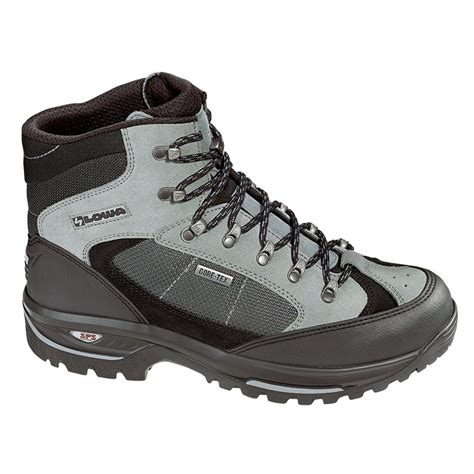 Gore Tex boots and Shoes Field Trek