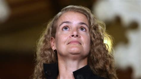 Governor general designate Julie Payette drops bid to keep