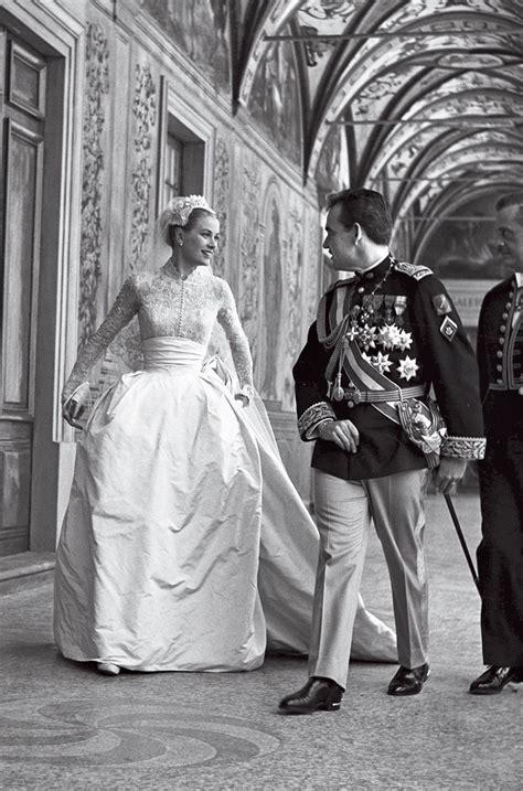 Grace Kelly s Royal Wedding in Monaco to Prince Rainier