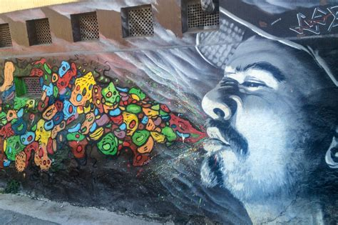 Graffiti and Street Art Tours In Valparaiso Chile Home