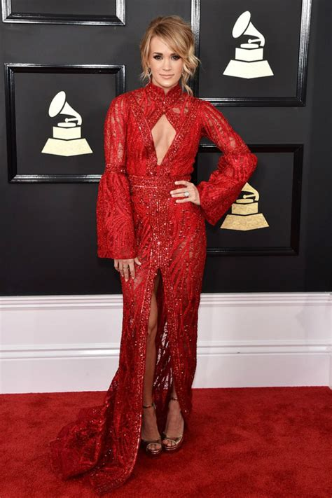 Grammys 2017 News and Red Carpet People
