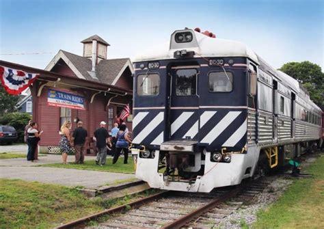 Grand Bellevue Dinner Train Trains RI
