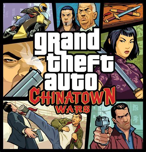 Grand Theft Auto Chinatown Wars GTA Wiki FANDOM