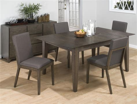 Gray Ash Casual Antique Dining Table