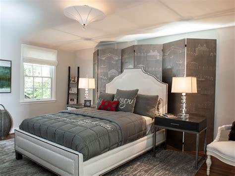 Gray Master Bedrooms Ideas HGTV