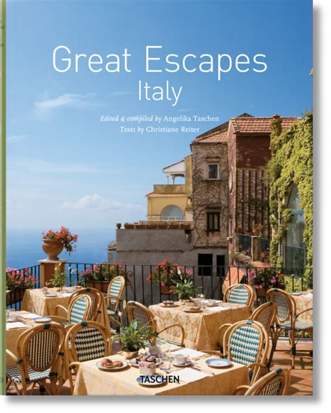 Great Escapes Italy TASCHEN Books