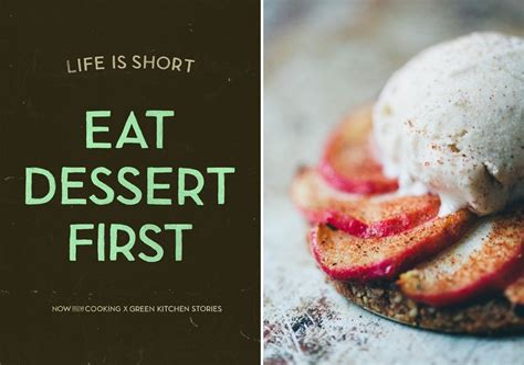 Green Kitchen Stories Vegan Apple Oat Tartlets Giveaway