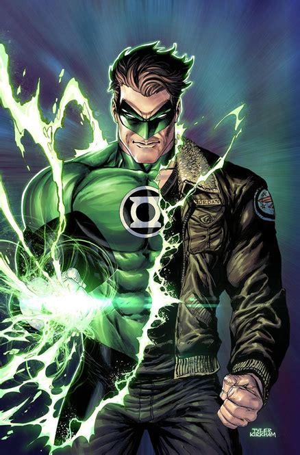 Green Lantern Hal Jordan DC Database FANDOM powered