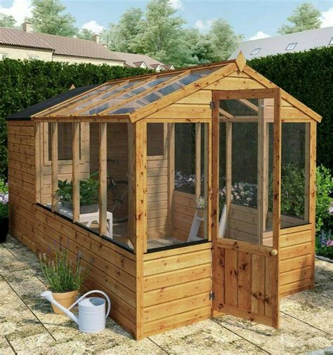 Greenhouses Potting Sheds Garden Timber Cornwall