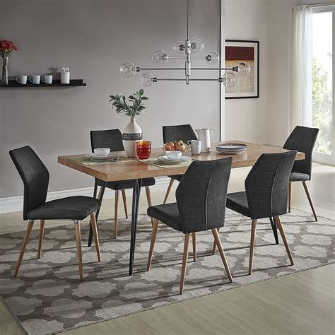 Grey Dining Room Sets Furniture Bedding Jewelry More