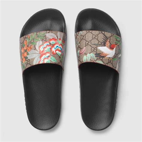 Gucci Men s Gucci Tian slide sandal