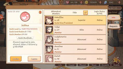 Guild Titles ABCD Enterprises