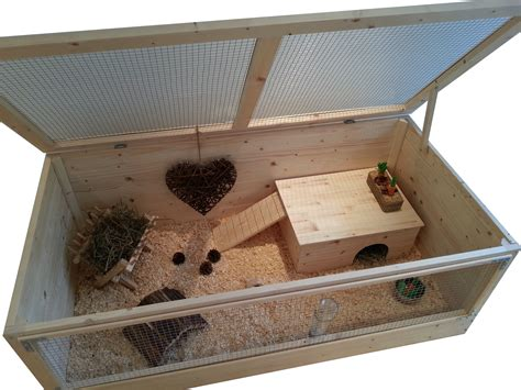 Guinea Pig Housing Cages