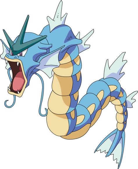 Gyarados Pok mon Wiki FANDOM powered by Wikia