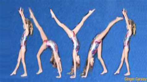 Gymnastics Training Tips for Kids Chiff