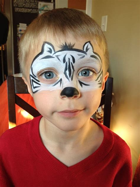 HALLOWEEN face paintings for kids 16 easy step by step