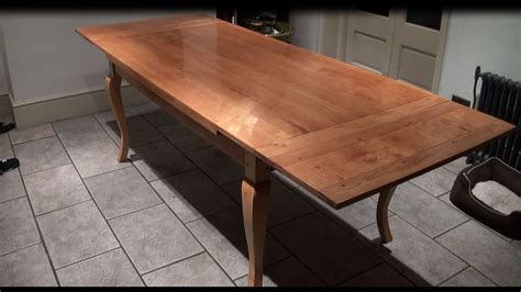 HOW WE RESTORE TABLE refinishing dining table table restoration London