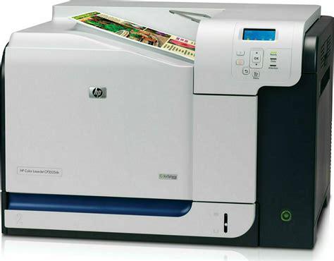 HP Color LaserJet CP3525dn Colour Laser Printer Review