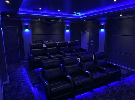 HTMarket Home Theater Seating Home Theater