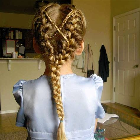 Hairstyles For Girls - Hair Styles - Braiding - Princess